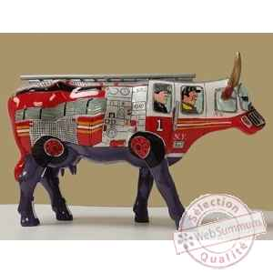 Vache four alarm cow - usa l CowParade -46741