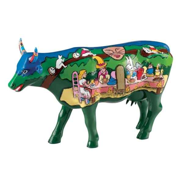Vache grand modele cow-lice in the wonderlad gm CowParade 46709