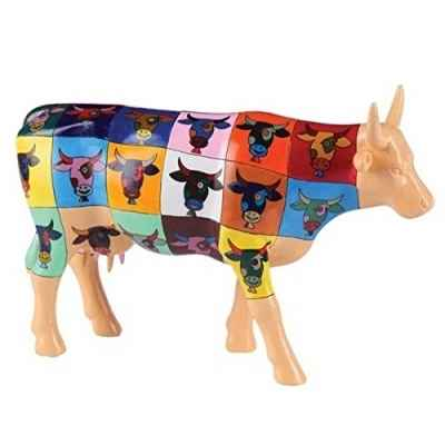 Vache cowparade pop art l46758