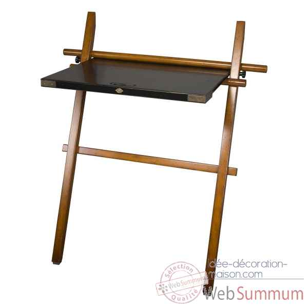 Bureau plateau escamotable Decoration Marine AMF -MF145
