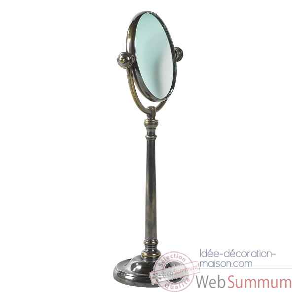 Miroir grossissant bel air Decoration Marine AMF -AC118