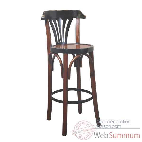 Tabouret de bar de luxe, miel Decoration Marine AMF -MF044A