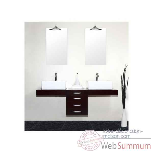 Meuble de salle de bain canduï Delorm Design