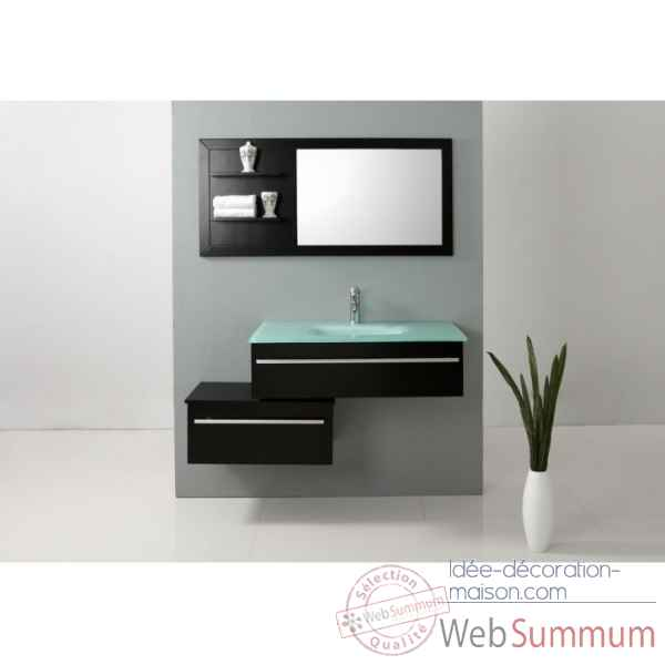 meuble de salle de bain telur delorm design dans d coration d coration maison. Black Bedroom Furniture Sets. Home Design Ideas