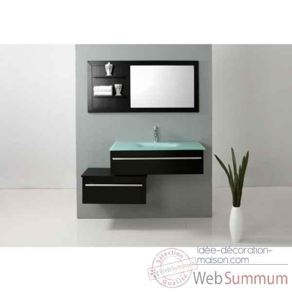 Bien-aimé Meuble de salle de bain telur Delorm Design dans Décoration  JX36