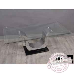 impulsion table basse rect, Edelweiss -C7701