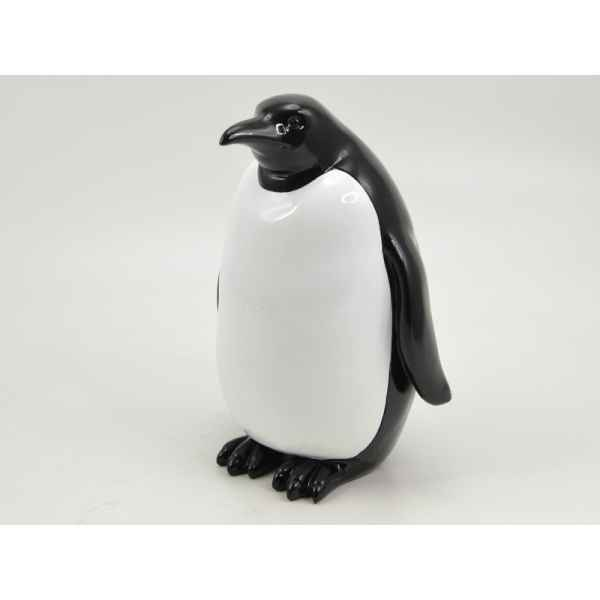Statuette pingouin banquise Edelweiss -C9088