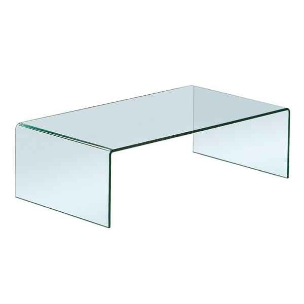 Table basse infinity 110cm Edelweiss -D7104