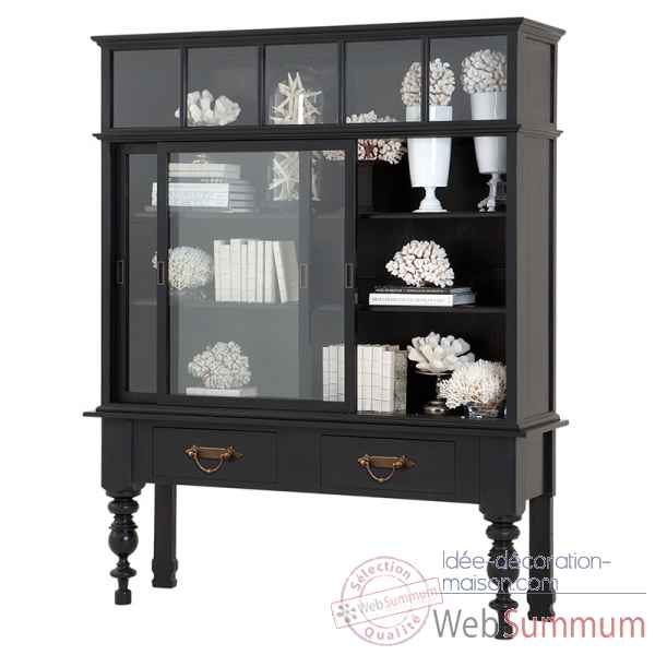 malle de cabine bout canap ivoire mf079 de d coration marine amf dans meuble cabines de. Black Bedroom Furniture Sets. Home Design Ideas