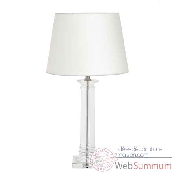 Lampe de table bulgari grand Eichholtz -08441