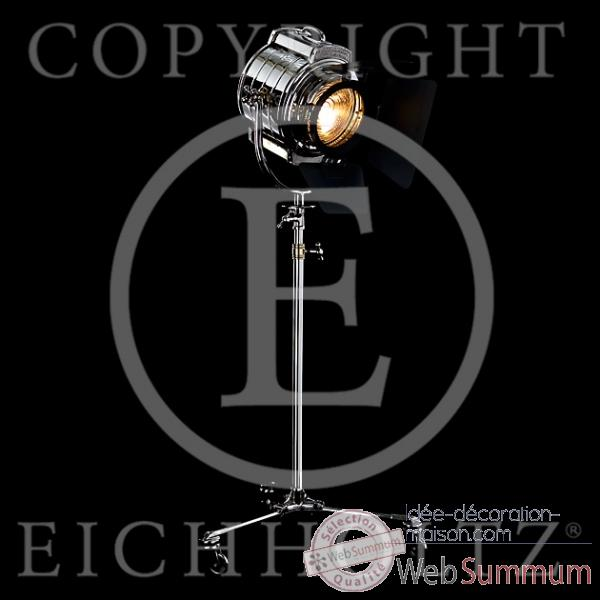 Eichholtz lampe mgm grand nickel -lig05584