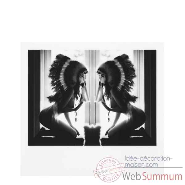 Tableau indian twin gaby fling eichholtz -110546