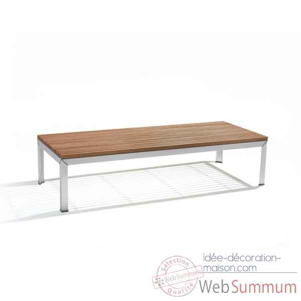 Table basse extempore 160, fscpur Extremis -ET160-45 FSC