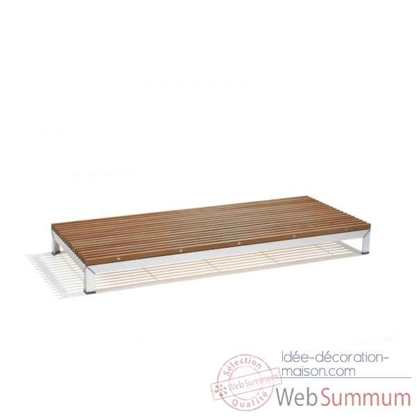 Table basse plus extempore 225, fscpur Extremis -ET225-23 FSC
