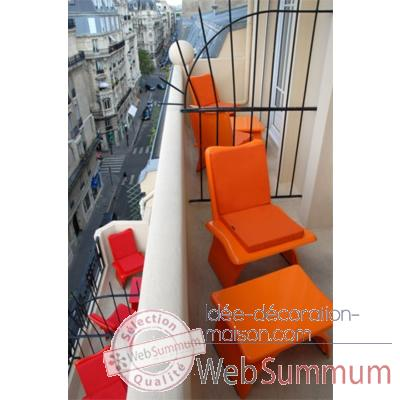 Fauteuil Art Mely design -AM012