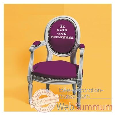 Chaise louis 16