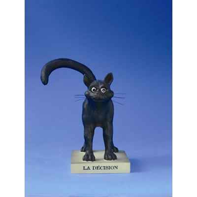 Figurine Chat - Le Chat Domestique - La Decision - CD05