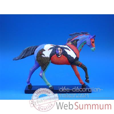 Figurine Cheval - Painted Ponies - Earth, Wind et Fire - 1545