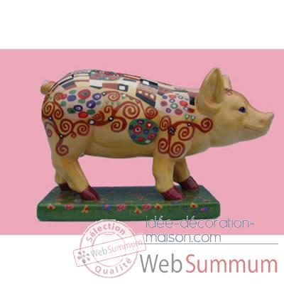 Figurine Cochon - Party Piggies - Jugend Piggy - PAP04