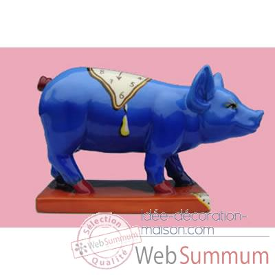 Figurine Cochon - Party Piggies - Time Drips - PAP12