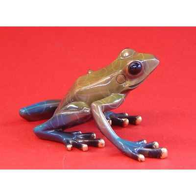 Figurine Grenouille - Fabulous Forest Frogs - Grenouille - WU710358