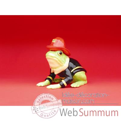 Figurine Grenouille - Fanciful Frogs - Hose et Leaper - 11965