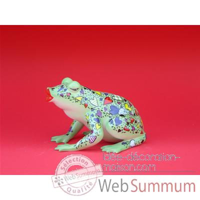 Figurine Grenouille - Fanciful Frogs - Horny toad - 6330