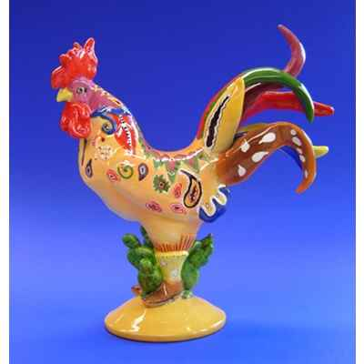 Figurine Coq - Poultry in Motion - King Ranch - PM16211