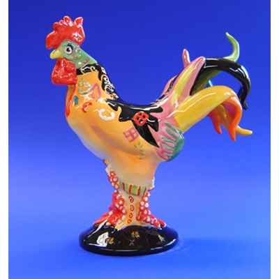 Figurine Coq - Poultry in Motion - Kung Pao - PM16212