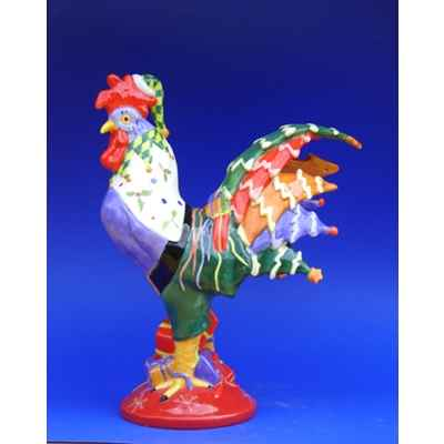 Figurine Coq - Poultry in Motion - Egg Nog - PM16221