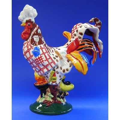 Figurine Coq - Poultry in Motion - BBQ Chicken - PM16296