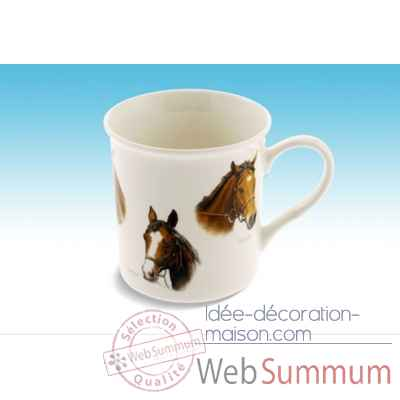 Mugs chevaux 6 ass 8597740