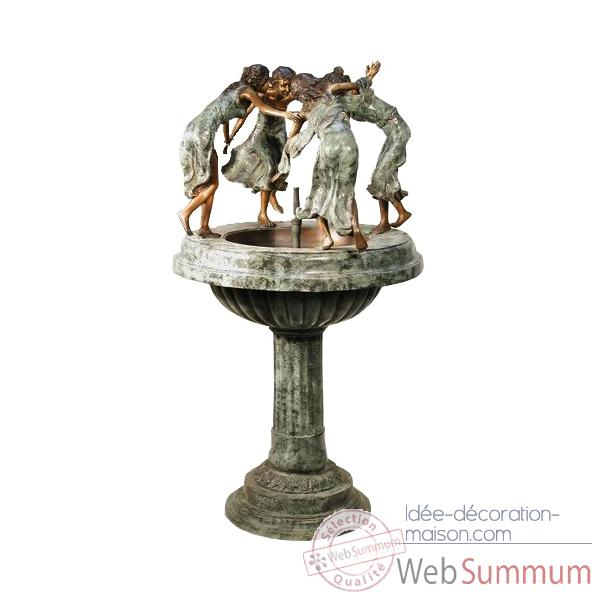 Fontaine Vasque en bronze -BRZ492