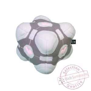 Portal 2 peluche companion cube Gaya Entertainment -GE2203