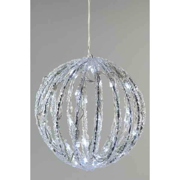 Boule acrylique led Kaemingk -492031