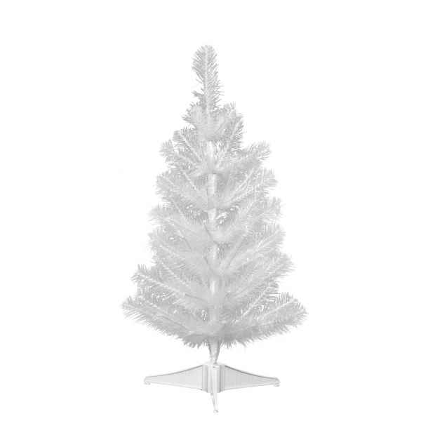Mini sapin clear sparkle 45 cm Everlands -NF -681160