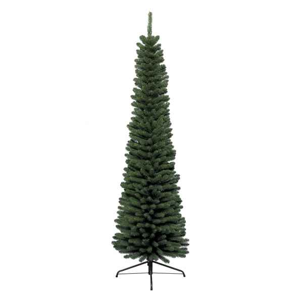 Sapin pencil pliable 210 cm Everlands -NF -680062