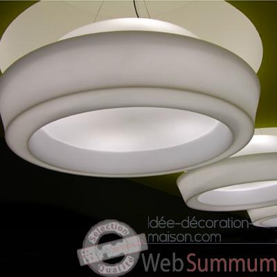 luminaire suspension ufo slide dans eclairage bassin. Black Bedroom Furniture Sets. Home Design Ideas