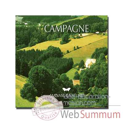 CD - Campagne - Ambiance nature