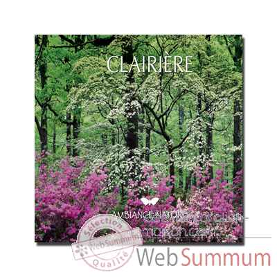 CD - Clairiere - Ambiance nature