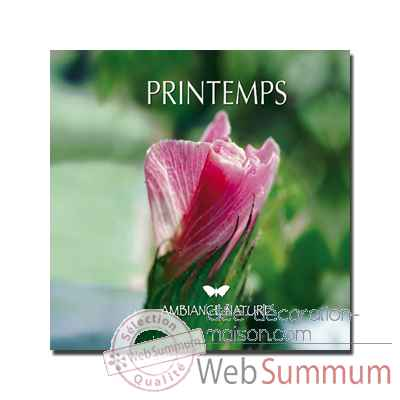 CD - Printemps - Ambiance nature
