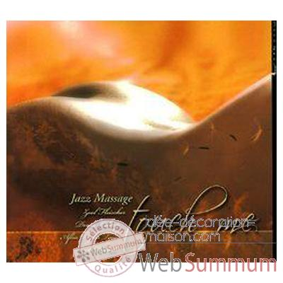 CD musique Terrahumana Jazz Massages Touch me -1171