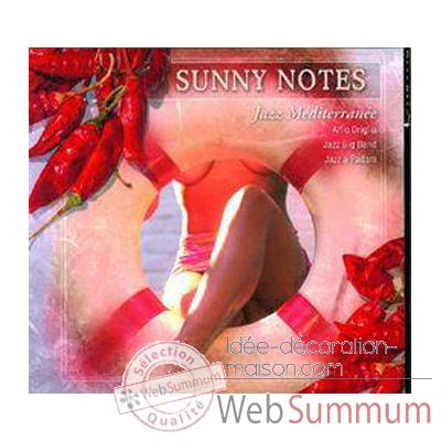 CD musique Terrahumana Sunny Notes Jazz Mediterrane -1165