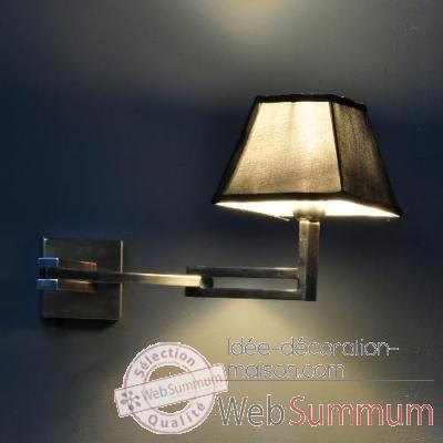 applique murale objet de curiosit lu106 dans lampe sur id e d coration maison. Black Bedroom Furniture Sets. Home Design Ideas