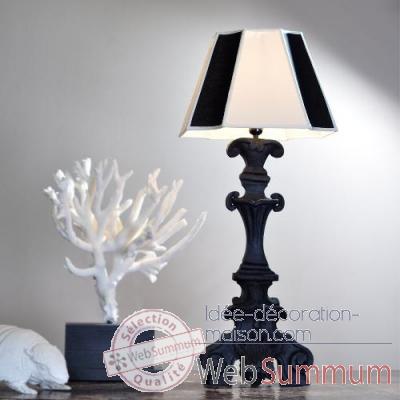 lampe de bureau en laiton plaqu d 39 argent avec base carr. Black Bedroom Furniture Sets. Home Design Ideas