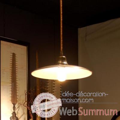 Suspension industrielle Objet de Curiosite -LU041
