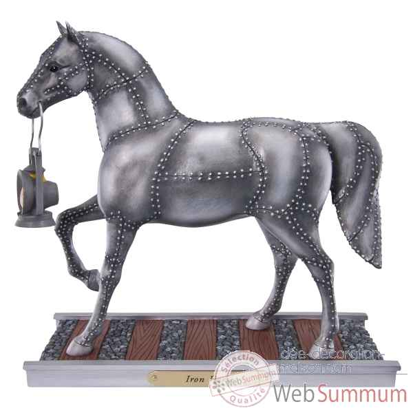Iron horse Painted Ponies -4030255