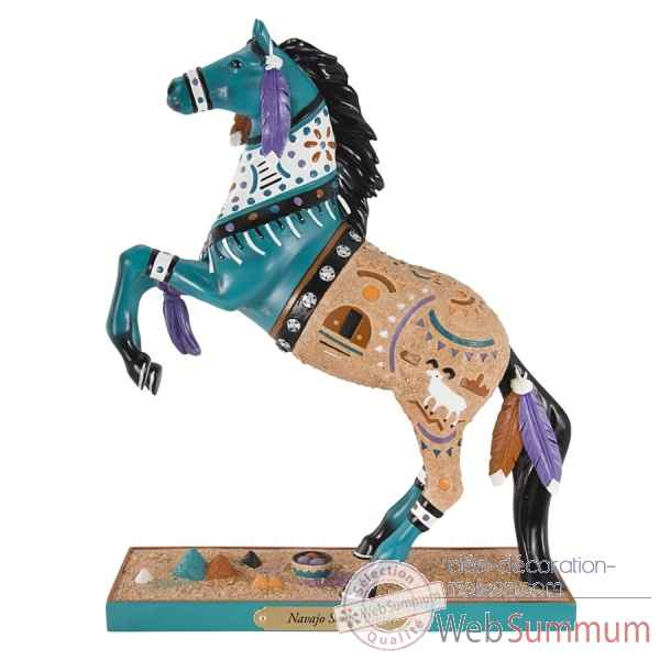 Navajo sand painter Painted Ponies -4027289