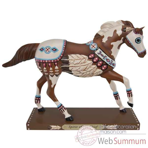 Spirit of the chief Painted Ponies -4030251