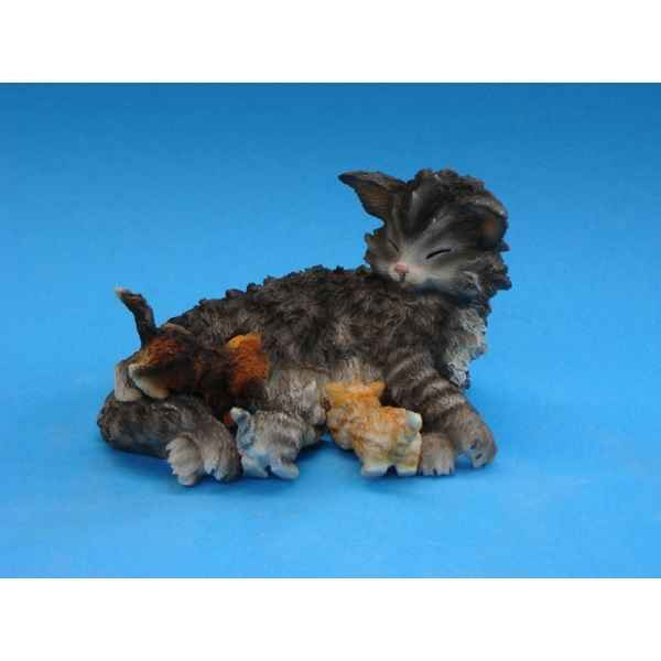 Figurine chat - francesca  - ca31